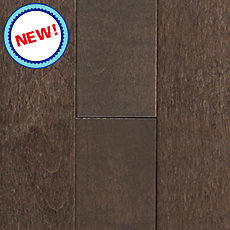 New! Coastal Maple Solid Hardwood