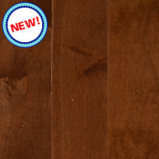 New! Harvest Maple Solid Hardwood