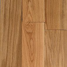 Natural White Oak Solid Hardwood