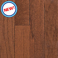 New! Autumn Oak Solid Hardwood