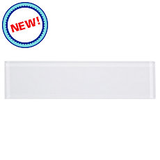 New! Pure Snow Glass Tile