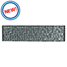 New! Metallic Mercury Glass Wall Tile