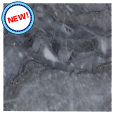New! Vogue Gray Polished Marble Tile