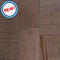 New! Lodge Maple Hand Scraped Solid Hardwood