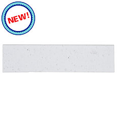 New! White Brick Wall Tile