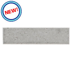 New! Gray Brick Wall Tile