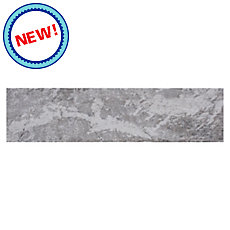 New! Gray White and Wash Blue Porcelain Tile