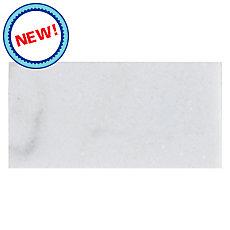 New! Regal White Marble Tile