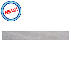 New! Nepal Gray Porcelain Bullnose