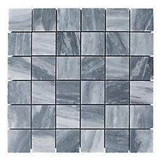 Bardiglio Marble Mosaic