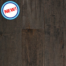 New! American Maple Hand Scraped Solid Hardwood