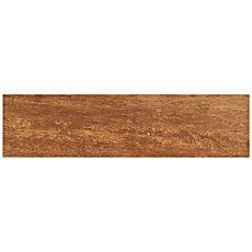 Bangor Oak White Body Wood Plank Ceramic Tile