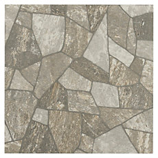 porcelain floor and decor stockton sand porcelain tile 18in x 18in 100248178