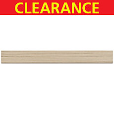 Clearance! Runway Sand Polished Porcelain Bullnose