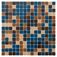 Mix Glass Mosaic