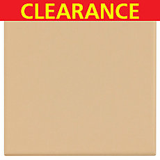 Clearance! Bright Bone Ceramic Wall Tile