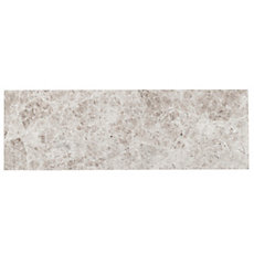 Silver Shadow Polished Marble Tile