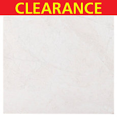 Clearance! Terra Nuova Brushed Marble Tile