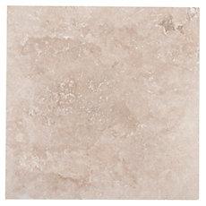 Troia Light Travertine Tile