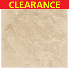 Clearance! Ivory Coast Travertine Tile