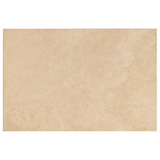 Perla Ivory Polished Travertine Tile