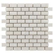 Terra Nuova Brushed Brick Marble Mosaic Stone