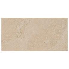 Cote D Azur Brushed Travertine Tile