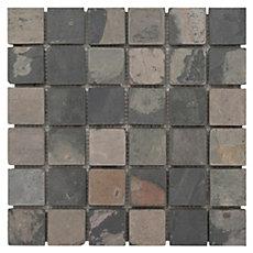 Autumn Slate Mosaic