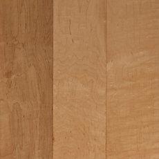 Natural Maple Locking Engineered Hardwood