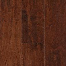 Western Dawn Hickory Hand Scraped Engineered Hardwood