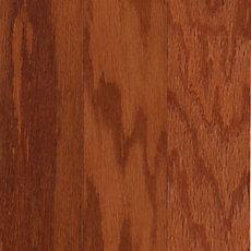Rustic Butterscotch Oak Engineered Hardwood