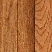 Rustic Natural Oak Solid Hardwood