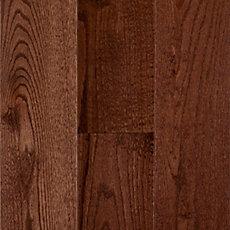 Dark Mocha Oak Solid Hardwood 3 4in X 5in Floor And
