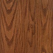 Saddle Oak Solid Hardwood