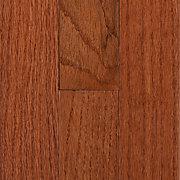 Gunstock Oak Solid Hardwood