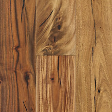 Tobacco Trail Hand Scraped Solid Hardwood