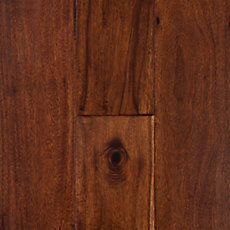 Tobacco Barn Hand Scraped Solid Hardwood