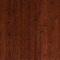 Eco Forest Premium Antiqued Hand Scraped Solid Bamboo