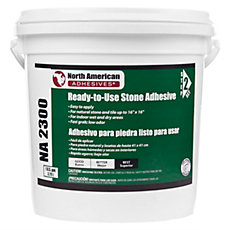 Mapei Natural Stone And Marble Tile Adhesive 1gal